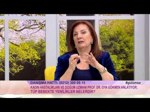 PROF. DR. OYA GÖKMEN - TÜP BEBEK TEDAVİLERİ - PART 1
