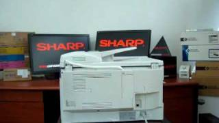 Copiadora Sharp AL-2030