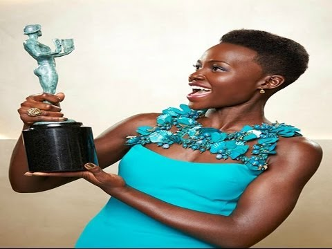 REVIEW: Lupita Nyong'o Wins Oscars 2014 - (12 Years A Slave)