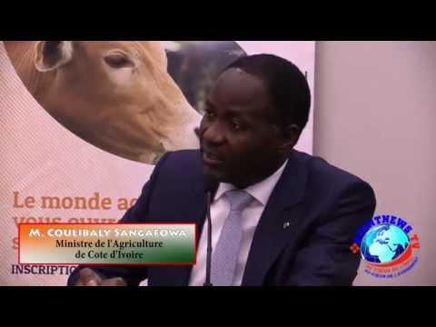 Salon de Agriculture 2015 : SPÉCIALE JOURNÉE COTE D'IVOIRE