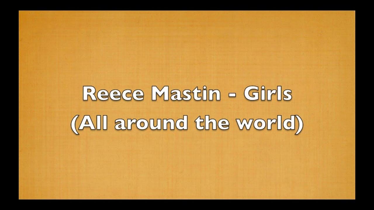 sexy girls from all around the world lyrics