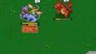Pokemon Ranger 2 Capture Arena : Room 10-12