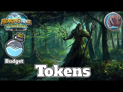 Budget Aggro Token Druid Witchwood | Hearthstone Guide How To Play