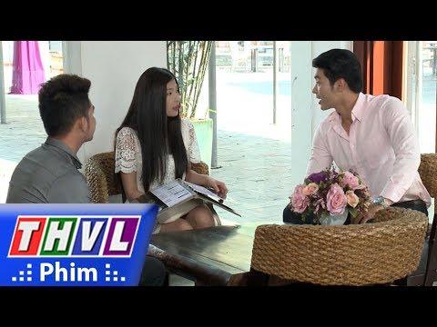 THVL | Cuộc chiến nhân tâm - Tập 51[1]: Tùng đưa Nhàn đi đặt tiệc cưới sẵn tiện giao hàng cho đàn em