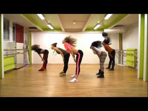 Jahmoun - Doh Hold It - Dancehall Soca Choreo By AYA