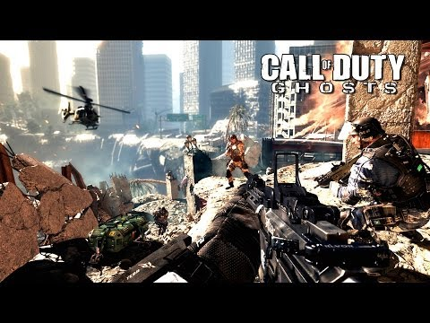 Call of Duty: GHOSTS Multiplayer LiveStream - COD Ghosts GamePlay Online - COD Multiplayer