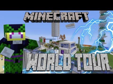 Minecraft ITA ep 500 - World Tour 5a Stagione