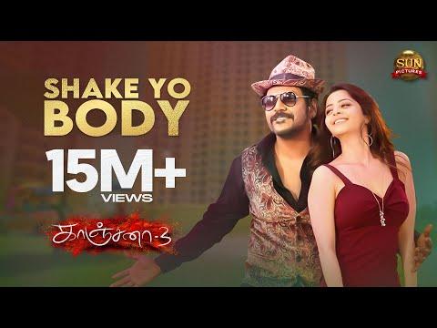 Shake Yo Body (Official Video)- Kanchana 3 - Raghava Lawrence - Sun Pictures