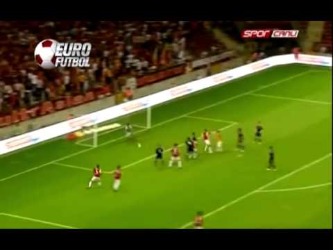 Galatasaray - Liverpool [3-0] Friendly Match[2011] HAZIRLIK MACI