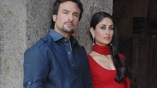Saif Ali Khan & Kareena Kapoor's Longest Kissing Scène