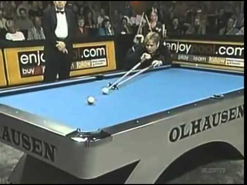 Jasmin Ouschan vs Allison Fisher (1/4) - BCA Open 9 ball Championship 2006
