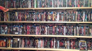 My Entire Blu-ray And Dvd Collection : My Blu Ray