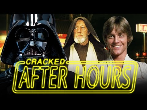 After Hours - Why The Jedi Are The Galaxy's Biggest Idiots