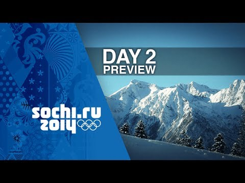 Sochi Day 2 Preview - Medals Will Be Won | Sochi 2014 Winter Olympics