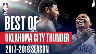 Best of Oklahoma City Thunder   2017-2018 NBA Season