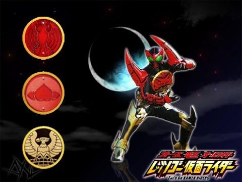 Game siêu nhân Kamen