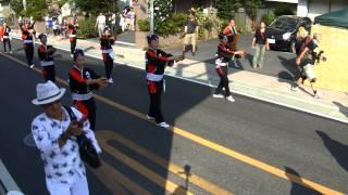 第13回(2013年)坂戸よさこい1日目【仲町・本町会場】本町筋踊り子隊