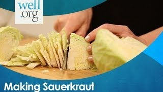 Heal The Gut With Sauerkraut (Easy-To-Follow Recipe From