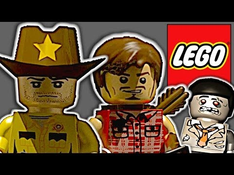 Lego THE WALKING DEAD - CGI film
