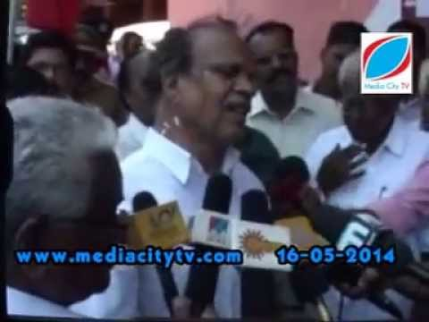 lokh sabah election winner speech k karunakaran election result 2014 kasaragod