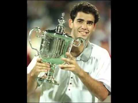Pete Sampras-He Is the Champion