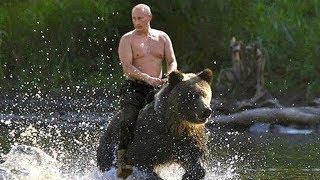 Tổng Thống Nga Vladimir Putin Và Những Sự Thật Hài Hước