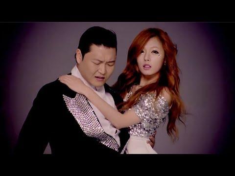 Psy - Hyuna - Gangnam style