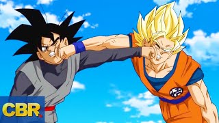 The 10 Hardest Fought Battles In Dragon Ball