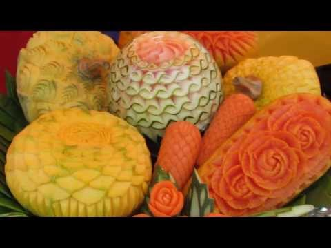 Fruits and Sweet Treats at Lao Food Festival