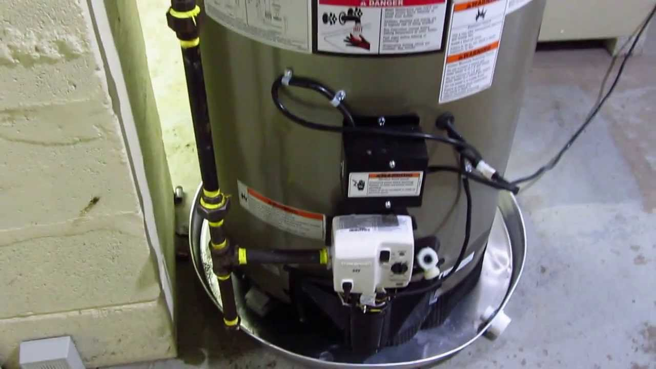 Whirlpool Gas Water Heater Model Nd50t122 403 Youtube
