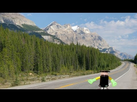 Tomorrow Daily 038: HitchBOT crosses Canada, drone delivery logistics, and charging with noise