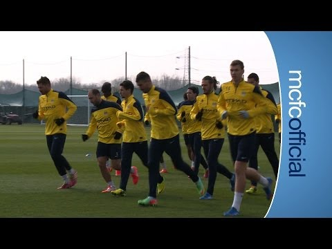 INSIDE CITY 114: Jovetic training volley, Hope Solo and Hiwula's Hat-Trick