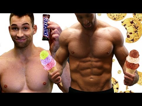 Get RIPPED in 4 Weeks Eating Ice Cream 🍦 Lose Weight & Belly Fat Fast & Eat Whatever Junk You Want