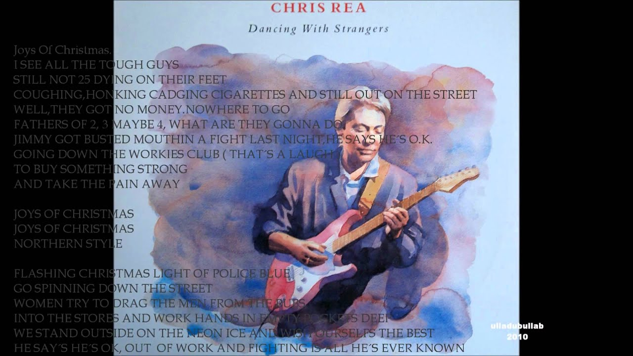 Chris Rea Song Lyrics | MetroLyrics