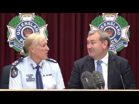 Media Conference - Launch of myPolice G20 Group Blog