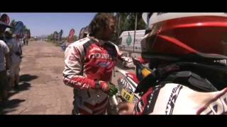 2014 Dakar Rally Stage 2 - Team HRC