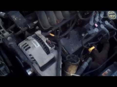 Ford Taurus: Radiator Flush