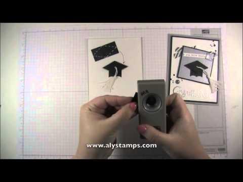 graduation paper punch