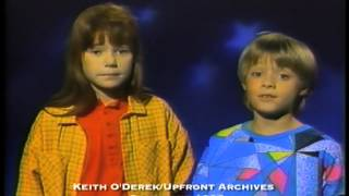 Jenny Lewis and Danny Pintauro Anti-Drug PSA by Filmmaker Keith O'Derek