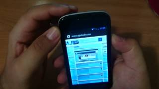 Captura De Pantalla Pantallazo Screenshot ZTE Blade C2