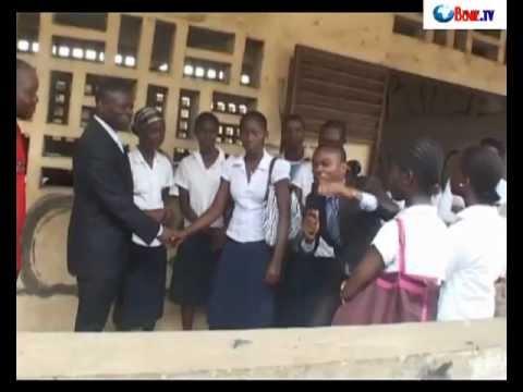 Evangelisation dans les Ecoles d abidjan