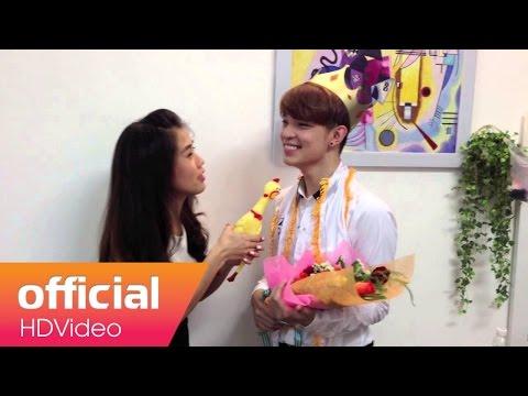 [Behind the scenes] Phỏng vấn Nam vương Kevin ( Tập 76)