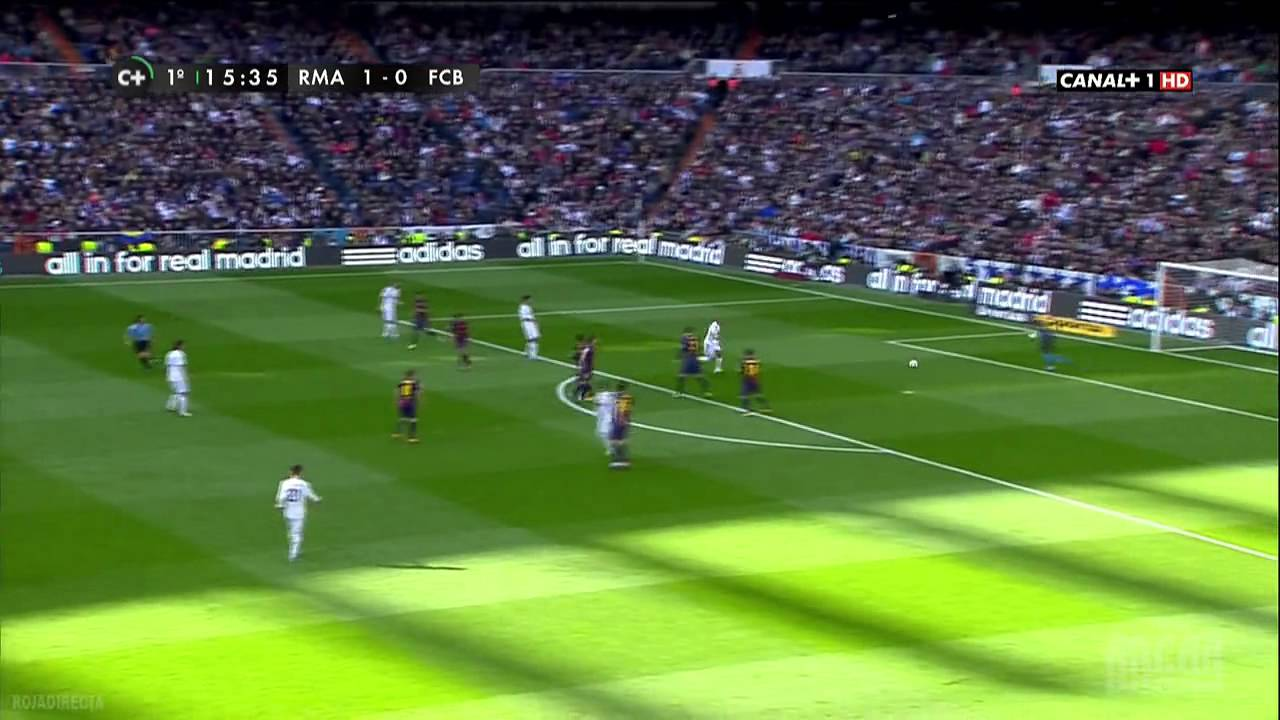 Real Madrid Vs Barcelona Jogo Completo