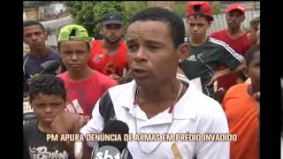 PM faz opera��o em conjunto habitacional no Bairro Juliana