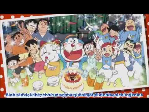 Bài Hát Sinh Nhật Doraemon | Happy Birthday To Doraemon