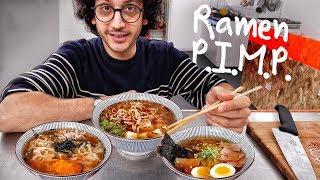 4 Instant Ramen Hacks I Eat Nonstop...