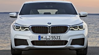BMW 6 Series Gran Turismo (2018) Features, Design, Driving [YOUCAR]. YouCar Car Reviews.