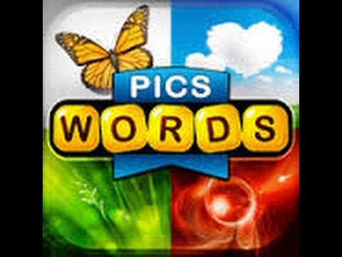 Pics & Words Levels 1-10 Answers
