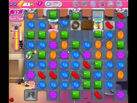 Candy Crush Saga Level 530