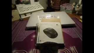 Installing Logitech Wireless Mouse M325 (limited Edition